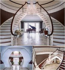 Handrail Designs For Stairs Custom Stairs Custom Stair Builder Stair Rails Millwork Long