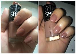 maybelline color show nail lacquer all reviews photos makeupalley