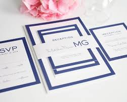 Wedding Invitations With Rsvp Cards Included 31 Contemporary Elegant Wedding Invitations Vizio Wedding