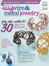 step by step wire jewelry top jewelry magazine interweave