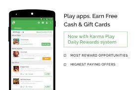 gift cards apps appkarma rewards gift cards apk free entertainment app