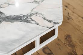 Granite Table Granite And Steel Octagon Coffee Table Factor Fabrication