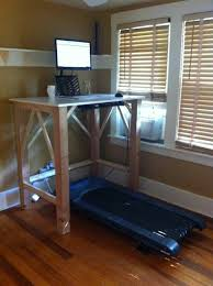 Diy Bike Desk 37 Diy Standing Desks Built With Pipe And Kee Kl Simplified