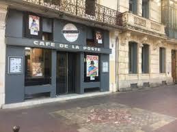 bureau de poste gambetta horaires et accès du café théâtre de la poste