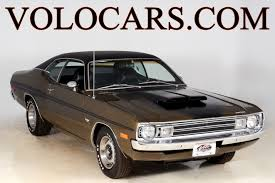 How Much Are Dodge Darts 1972 Dodge Dart Volo Auto Museum