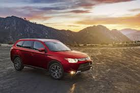 mitsubishi sports car 2015 review 2015 mitsubishi outlander gt is just right u2013 except for