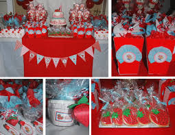Strawberry shortcake party decorations strawberry 9 delightful