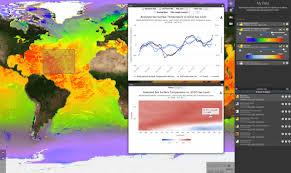 Sea Level Map Usa by Nasa Sea Level Change Portal