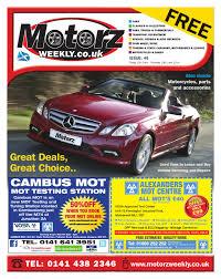 lexus rx300 sat nav disc location issue 045 by motorz weekly issuu