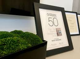 dkor interiors is one of the top 50 interior designers by ocean