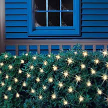 outdoor lights from walmart shrub lights snowflake
