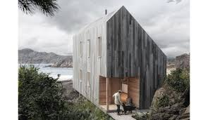 Shack by This Dreamy Pre Fabricated U0027surf Shack U0027 Can Be Plopped Virtually