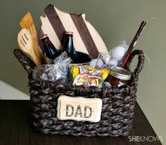 fathers day basket build your own broquet for s day