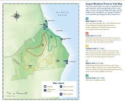 Hudson Valley New York Map by Esopus Meadows Preserve Scenic Hudson
