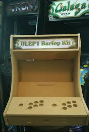 bartop arcade cabinet dimensions easy to assemble 1 or 2 player bartop tabletop arcade