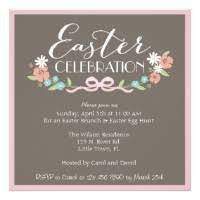 easter brunch invitations easter bunny invitations announcements zazzle