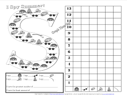 Free Printable Worksheets For Preschool Teachers Kids 6 Best Images Of I Spy Activities Printables Printable