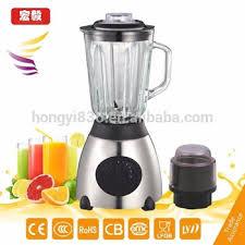 Jar Table L Low Price 500w 1 5l Glass Jar Table Blender Smoothie Fruit Blender