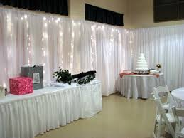 Wedding Backdrop Accessories The 25 Best Pipe And Drape Ideas On Pinterest Quince Ideas