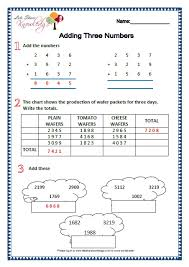 grade 2 maths worksheets part 1 lets share knowledge