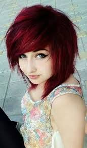 latest ideas of cute u0026 colorful dye emo hairstyles for funky girls