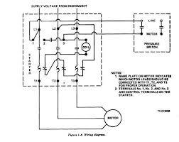 pressure switch wiring diagram air compressor air pressor