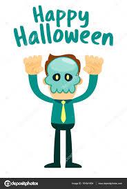 silver skull halloween mask businessman wearing skull halloween mask u2014 stock vector yusak p