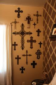 best 25 cross wall collage ideas on pinterest canvas wall decor