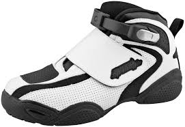motorcycle racing shoes speed u0026 strength moment of truth motorcycle riding shoes white