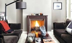 bureau decor decor cheminee salon 3 chemin233e avec insert bois panoramique decor