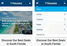 Houzez Theme by Exploring The Current Responsive Navigation Trends In Wordpress