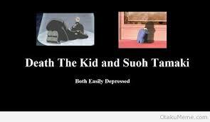 Memes About Death - otaku meme 盪 anime and cosplay memes 盪 death the kid and tamaki suoh