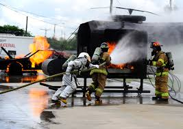 612th air base squadron sees results of partner nation firefighter