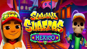 Map Mexico Subway Surfers New World Map Mexico Halloween Update Manny