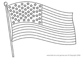 american flag color page 2 american flag united states coloring