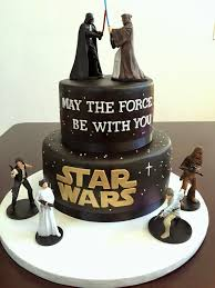 Dragon Ball Z Cake Decorations by Star Wars Cake Tutorial Cake Decoration Pinterest Star Wars