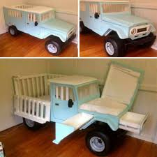 jeep crate a car crib with storage and a changing table crafty