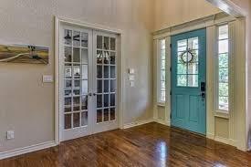 Front Door Interior Color Inspiration Teal Front Doors