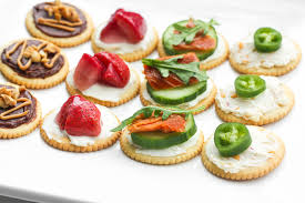 and easy canapes four and easy ritz cracker recipes ahead of thyme