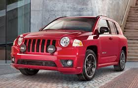 red jeep compass jeep compass rallye package from mopar