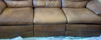 Leather Sofa Discoloration Preventing The Need For Leather Restoration Leather Medic