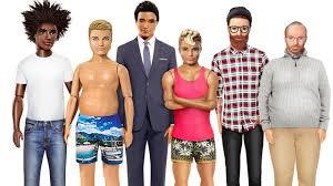 barbie fans request ken makeover u0027the doll evolves u0027 launch
