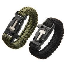survival bracelet with whistle buckle images 2016 military men bracelet outdoor rescue paracord parachute jpg