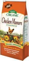 espoma organic chicken manure espoma