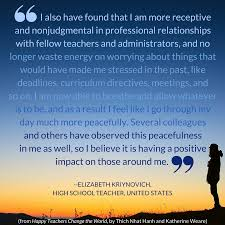 quote about learning environment delaware valley friends dvfs blog