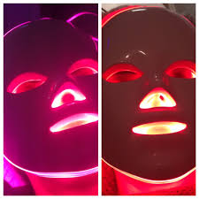 nasa led light therapy led light mask treatments julia hart facialist in london