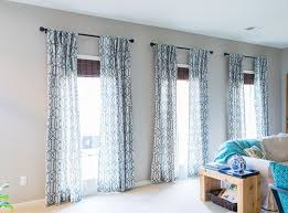 hanging curtains rooms