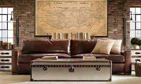 restoration hardware maxwell leather sofa maxwell restoration hardware sofa www stkittsvilla com