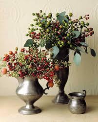 halloween floral centerpieces fall flower arrangements martha stewart