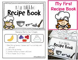 my first recipe book recipes for kids easy to follow